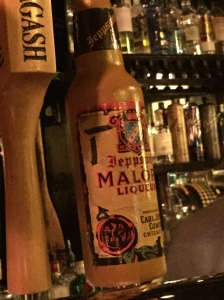 Scofflaw's Malört tap handle