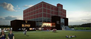 Exterior of proposed Maryland Guinness brewery
