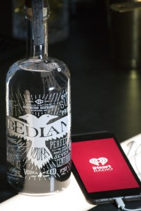 Graybeard Bedlam Vodka iHeartMedia