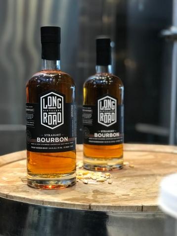 Long Road Straight Bourbon 1