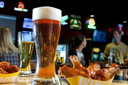 Buffalo Wild Wings and Beer