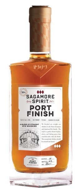 Sagamore Spirit Port-Finish