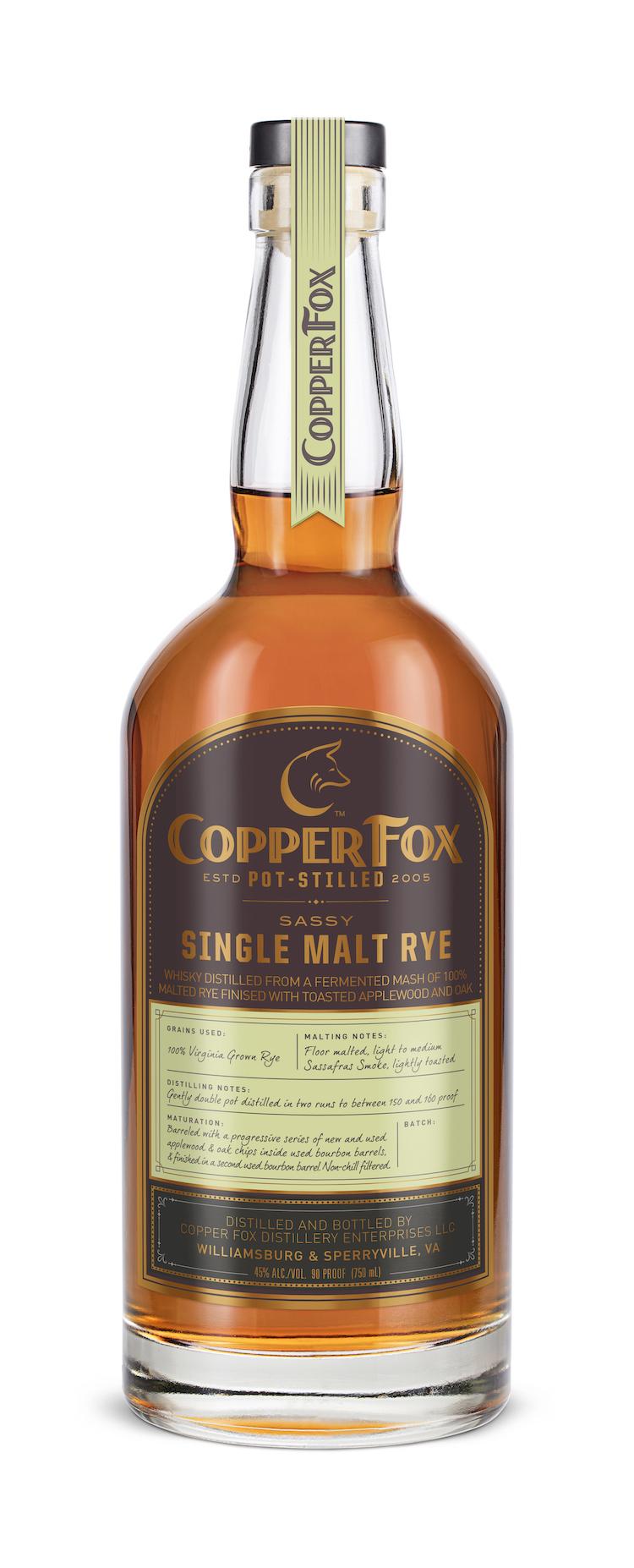 Copper Fox Rebrand